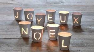 Pequeñas-velas-de-Navidad-e1354196390990